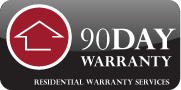 90-day home warranty