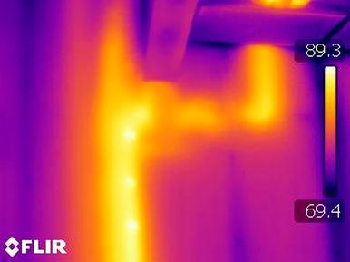 Thermal Imaging Commercial Building Inspection